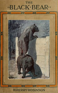 Cover of The Life Story of a Black Bear