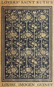 Cover of Lovers' Saint Ruth's, and Three Other Tales