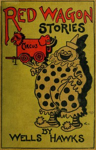 Cover of Red Wagon Stories; or, Tales Told Under the Tent
