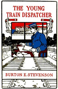 Cover of The Young Train Dispatcher