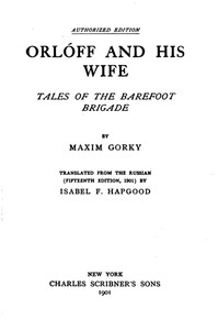 Cover of Orlóff and His Wife: Tales of the Barefoot Brigade