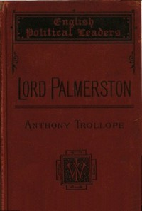 Cover of Lord Palmerston