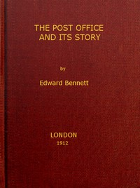 Cover of The Post Office and Its Story An interesting account of the activities of a great government department