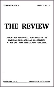 The Review, Vol. 1, No. 3, March, 1911