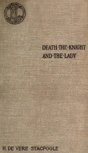 Cover of Death, the Knight, and the Lady: A Ghost Story