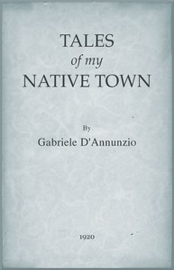 Cover of Tales of My Native Town