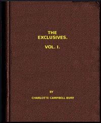 The Exclusives (vol. 1 of 3)