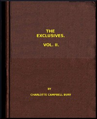 Cover of The Exclusives (vol. 2 of 3)