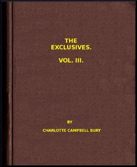 Cover of The Exclusives (vol. 3 of 3)