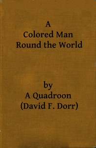 Cover of A Colored Man Round the World