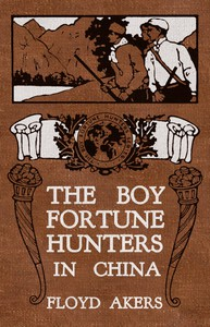 Cover of The Boy Fortune Hunters in China