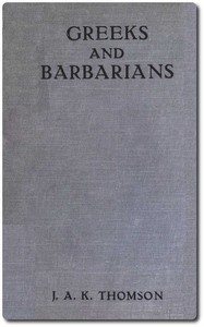 Cover of Greeks & Barbarians