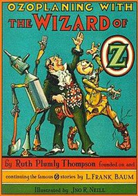 Cover of Ozoplaning with the Wizard of Oz