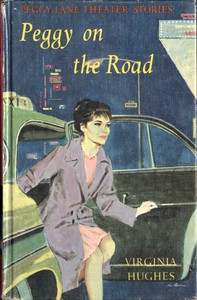 Cover of Peggy on the Road