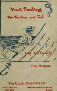 Cover of Boat Sailing in Fair Weather and Foul, 6th ed.