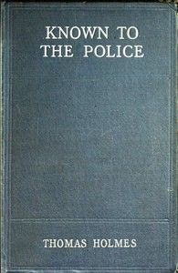 Cover of Known to the Police