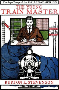 Cover of The Young Train Master