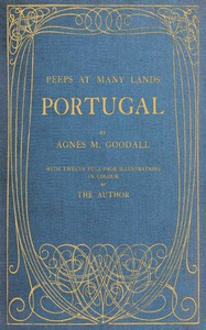 Cover of Peeps at Many Lands: Portugal