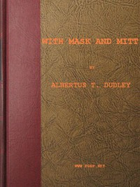 Cover of With Mask and Mitt