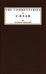 Cover of The Commentaries of Cæsar