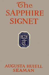 Cover of The Sapphire Signet