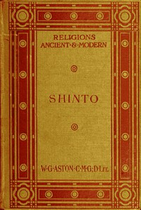 Cover of Shinto: The ancient religion of Japan