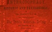 Anthropophagy