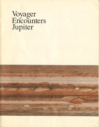 Cover of Voyager Encounters Jupiter