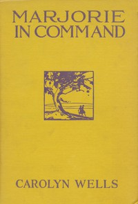 Cover of Marjorie in Command