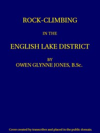 Rock-climbing in the English Lake DistrictThird Edition