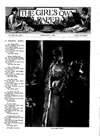 The Girl's Own Paper, Vol. XX. No. 997, February 4, 1899