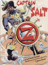 Cover of Captain Salt in Oz