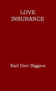 Cover of Love Insurance