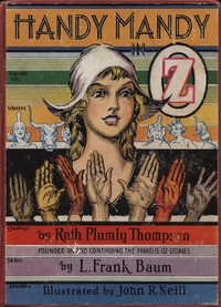 Cover of Handy Mandy in Oz
