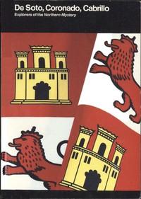 Cover of De Soto, Coronado, Cabrillo: Explorers of the Northern Mystery