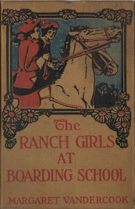 Cover of The Ranch Girls at Boarding School