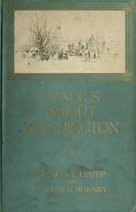 Cover of Walks about Washington