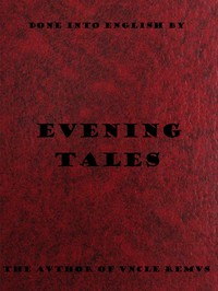 Cover of Evening Tales