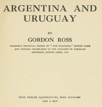 Cover of Argentina and Uruguay
