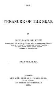 Cover of Treasure of the Seas Illustrated