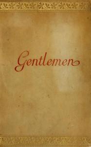 Cover of Simplex Munditiis, Gentlemen