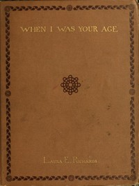 Cover of When I was your age