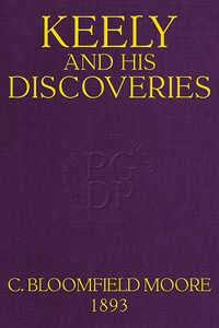 Cover of Keely and His Discoveries: Aerial Navigation