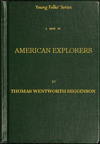 A Book of American Explorers (English)