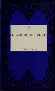 Cover of The Flower of the Flock, Volume 2 (of 3)