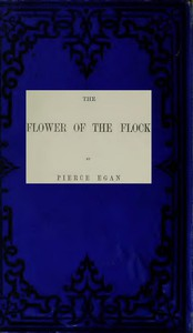 Cover of The Flower of the Flock, Volume 3 (of 3)