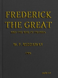 Cover of Frederick the Great and the Rise of Prussia