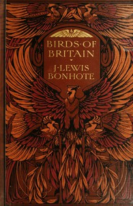 Cover of Birds of Britain