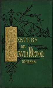 Cover of The Mystery of Edwin Drood