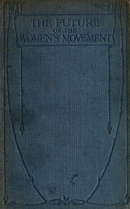 Cover of The Future of the Women's Movement